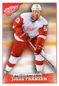 Johan Franzen (Detroit Red Wings)