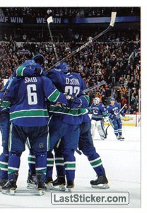 Northwest Division Winner (puzzle 2) (Vancouver Canucks)