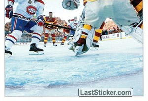 Heritage Classic (puzzle 2) (Montreal Canadiens / Calgary Flames)