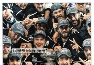 Stanley Cup Champions (puzzle 1) (Los Angeles Kings)
