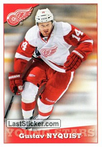 Gustav Nyquist (Detroit Red Wings)