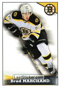 Brad Marchand (Boston Bruins)