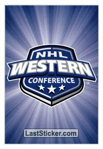 Western Conference Logo (NHL)