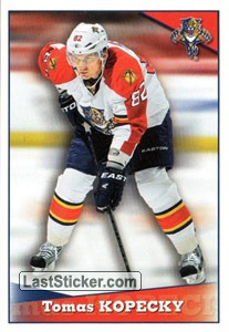 Tomas Kopecky (Florida Panthers)