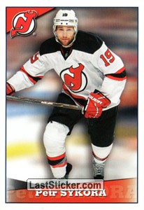 Petr Sykora (New Jersey Devils)