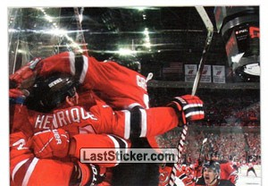 Eastern Conference (puzzle 1) (New Jersey Devils)