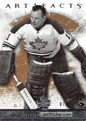 Johnny Bower (Toronto Maple Leafs)
