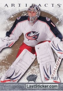 Steve Mason (Columbus Blue Jackets)