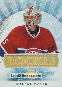 Robert Mayer (Montreal Canadiens)