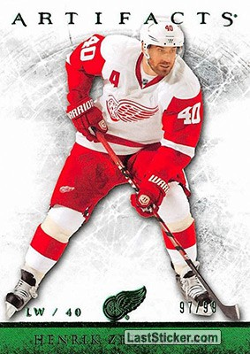 Henrik Zetterberg (Detroit Red Wings)