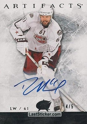 Rick Nash (All-Star Team)