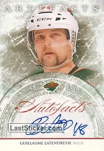 Guillaume Latendresse (Minnesota Wild)