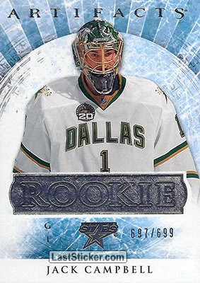Jack Campbell (Dallas Stars)