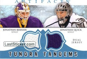 Jonathan Bernier / Jonathan Quick (Los Angeles Kings)
