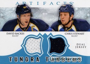 David Backes / Chris Stewart (St. Louis Blues)