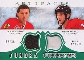 Doug Wilson / Denis Savard (Chicago Blackhawks)