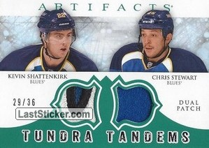 Kevin Shattenkirk / Chris Stewart (St. Louis Blues)