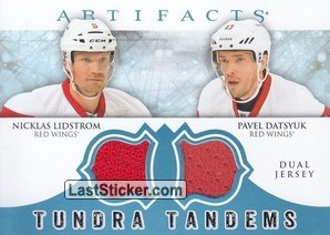 Nicklas Lidstrom / Pavel Datsyuk (Detroit Red Wings)