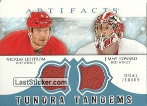 Nicklas Lidstrom / Jim Howard (Detroit Red Wings)