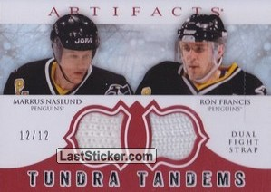 Markus Naslund / Ron Francis (Pittsburgh Penguins)