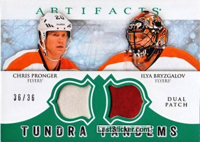 Chris Pronger / Ilya Bryzgalov (Philadelphia Flyers)