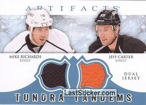 Mike Richards / Jeff Carter (Los Angeles Kings)