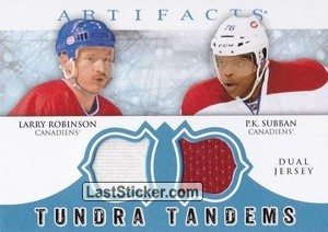 Larry Robinson / P.K. Subban (Montreal Canadiens)