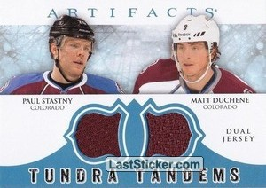 Paul Stastny / Matt Duchene (Colorado Avalanche)