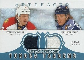 Stephen Weiss / Kris Versteeg (Florida Panthers)