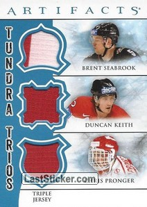 Brent Seabrook / Duncan Keith / Chris Pronger (Team Canada)