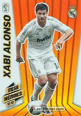 Xabi Alonso (Real Madrid)