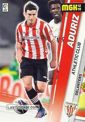 Aduriz (Athletic Club)