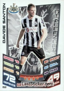 Davide Santon (Newcastle)