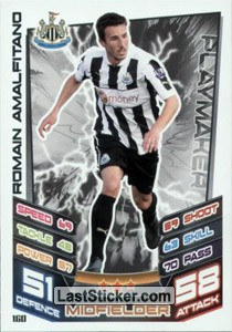 Romain Amalfitano (Newcastle)