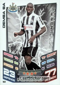 Demba Ba (Newcastle)