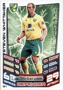 Steven Whittaker (Norwich City)