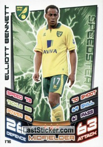 Elliott Bennett (Norwich City)