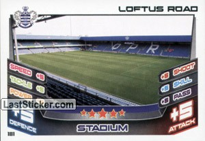 Loftus Road (Queens Park Rangers)