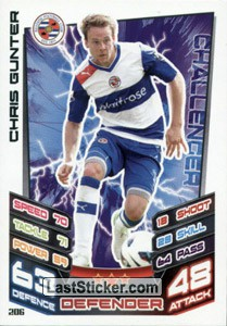 Chris Gunter (Reading)