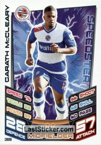 Garath McCleary (Reading)