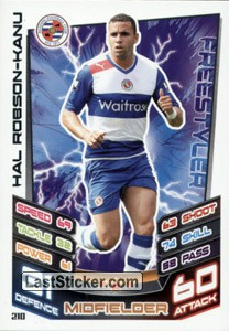 Hal Robson-Kanu (Reading)