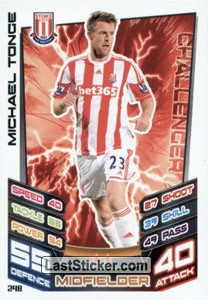 Michael Tonge (Stoke City)