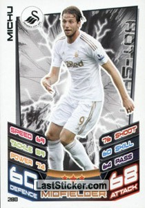 Michu (Swansea City)