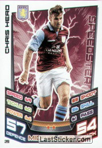 Chris Herd (Aston Villa)