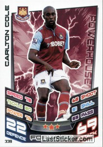 Carlton Cole (West Ham United)