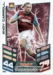 Andy Carroll (West Ham United)