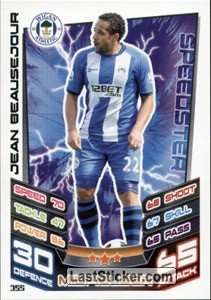 Jean Beausejour (Wigan)