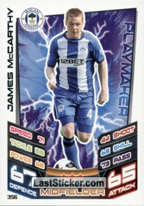 James McCarthy (Wigan)