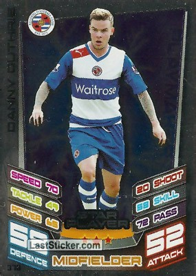 Danny Guthrie (Reading)
