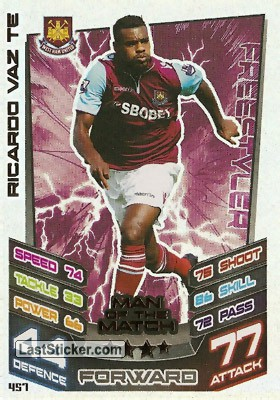 Ricardo Vaz Te (West Ham United)